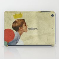 collage iPad Cases featuring E.A.T | Collage by Julien Ulvoas