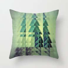 xree Throw Pillow