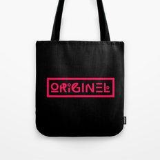 Originel rouge Tote Bag