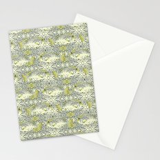 dotted fish Stationery Cards