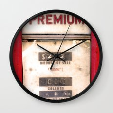 Old Premiums Wall Clock