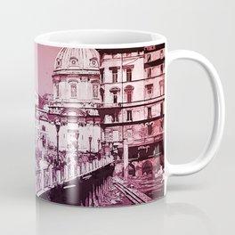 The Imperial Fora, Rome Coffee Mug