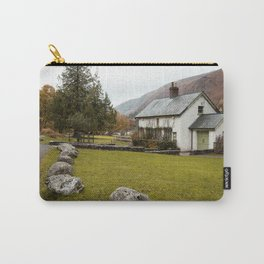 Irish Cottage Carry-All Pouch