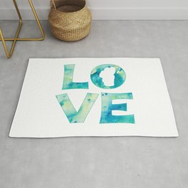 Waterlove Rug