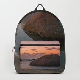 Rock beach Backpack