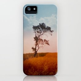 einsamkeit iPhone Case