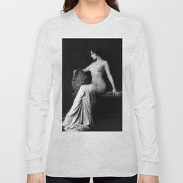 Ziegfeld Follies Girl Long Sleeve T-shirt