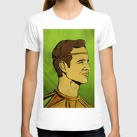 watchmen T-shirts featuring It's Always Sunny in Watchmen - Dennis by Jessica On Paper