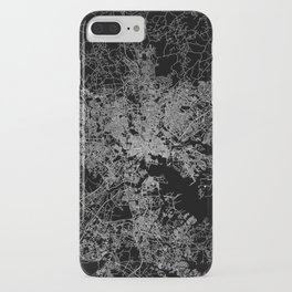 Baltimore map Maryland iPhone Case