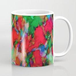 Red colour reaction Coffee Mug