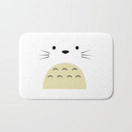 Totoroo flat face Bath Mat
