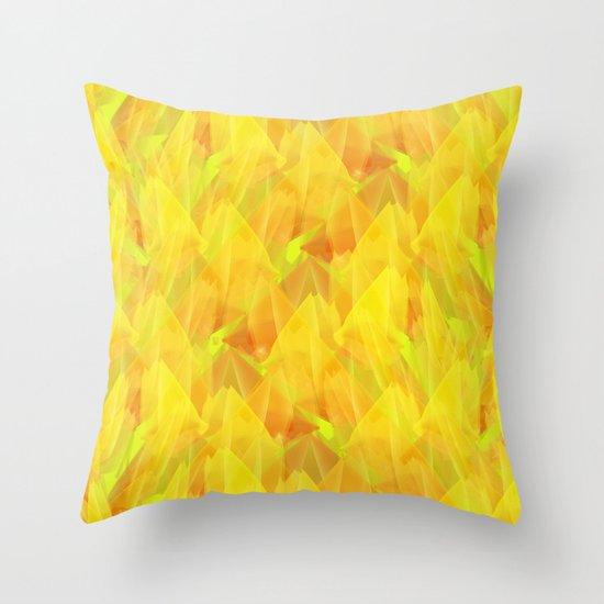 Tulip Fields #106 Throw Pillow