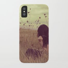 think. iPhone Case