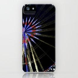 Grand Roue de Paris iPhone Case