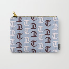 cross the t's and dot the i's Carry-All Pouch