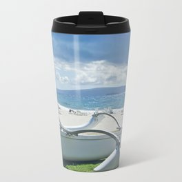 Polo Beach Travel Mug