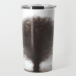 Tree - photopolymer/gravure Travel Mug