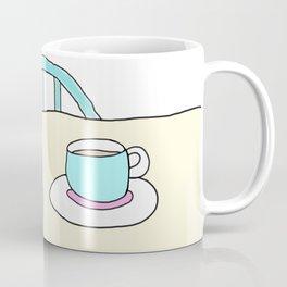 Hot beverage and cookies Coffee Mug