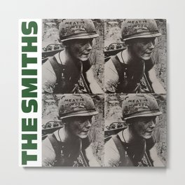 The Smiths - Meat is Murder Metal Print