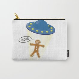 A Christmas Kidnapping Carry-All Pouch