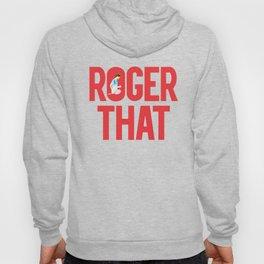 Roger That - Roger Federer Hoody