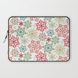 Snow Colors Laptop Sleeve