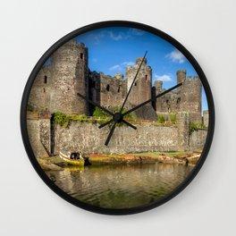 Conwy Castle Wall Clock