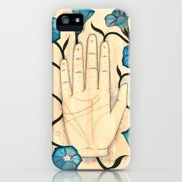 Empty/Bloom iPhone Case
