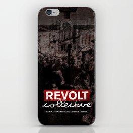 Revolt : Black Friday iPhone Skin