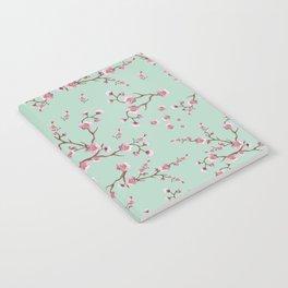 SAKURA  - PRETTY MINT Notebook