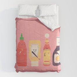 Ex-Condiments Comforters
