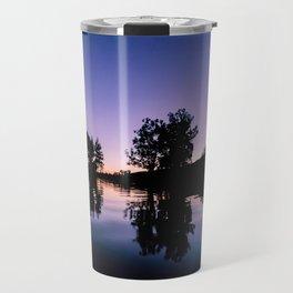 LAKE NIGHT Travel Mug