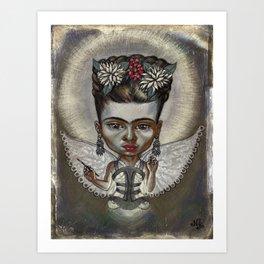 """""""Fridoushka"""" Art Print"""
