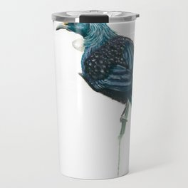 The Parson Bird aka Tui Travel Mug