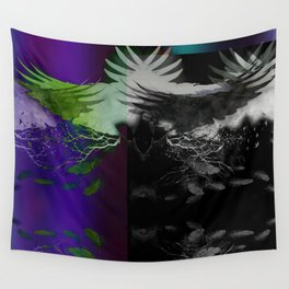 Darkness Wall Tapestry