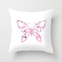 Butterfly 172 Throw Pillow