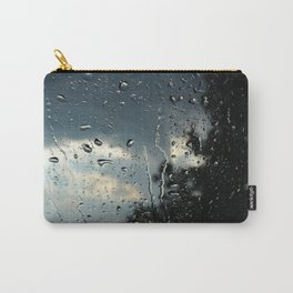 Raindrops in Colorado Carry-All Pouch