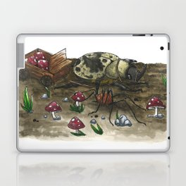 Little Worlds: The Harvest Laptop & iPad Skin