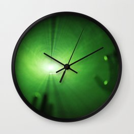 abduction (1) Wall Clock