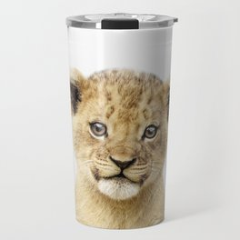 Lion Cub Travel Mug
