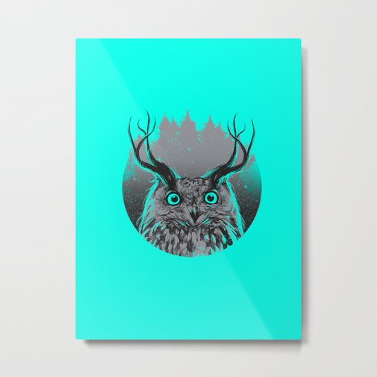 Majesty Metal Print