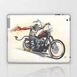 Devil's Ride Laptop & iPad Skin