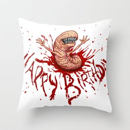 Your Gestation is Over Throw Pillow
