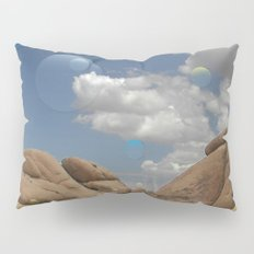 Joshua Tree Orbs Pillow Sham
