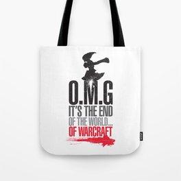 O.M.G Tote Bag