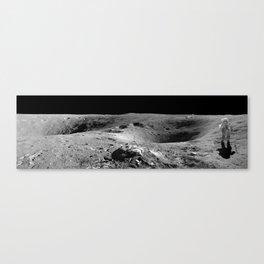 Apollo 16 Landing 2 Canvas Print