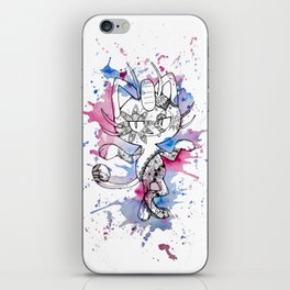 WaterMeowth iPhone Skin