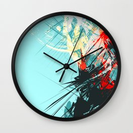72018 Wall Clock