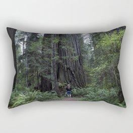 I am Small Rectangular Pillow