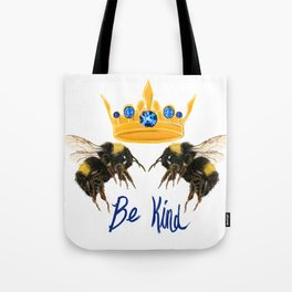 Bee Kind Tote Bag